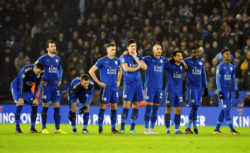 City beats Leicester in shootout to reach League Cup semis