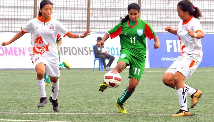 Bangladesh, India girls to play SAFF U-15 Championship final