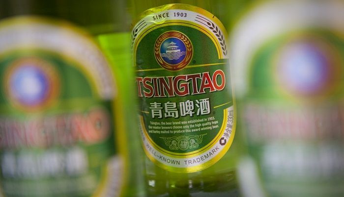 Asahi sells Tsingtao to Chinese firms