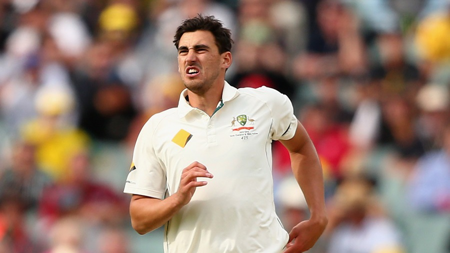 Australia pacer Mitchell Starc cleared of serious foot injury