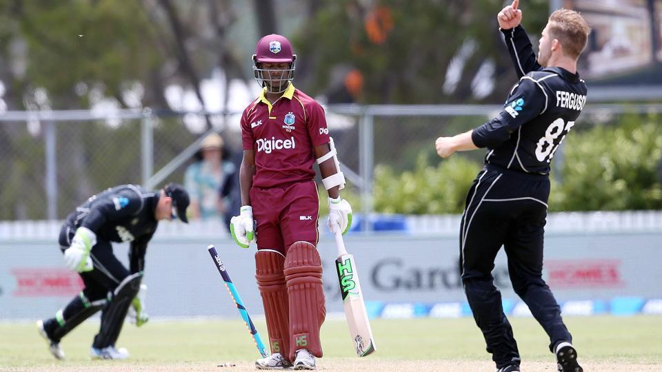 New Zealand beat West Indies in 1st ODI; Doug Bracewell, Ross Taylor star for Kiwis