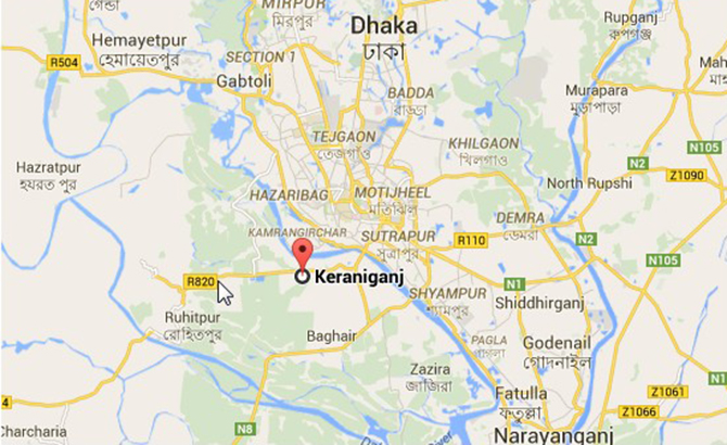 Robbers loot 30 bhori gold from Keraniganj jewellery shop