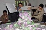 Rangpur city polls end peacefully