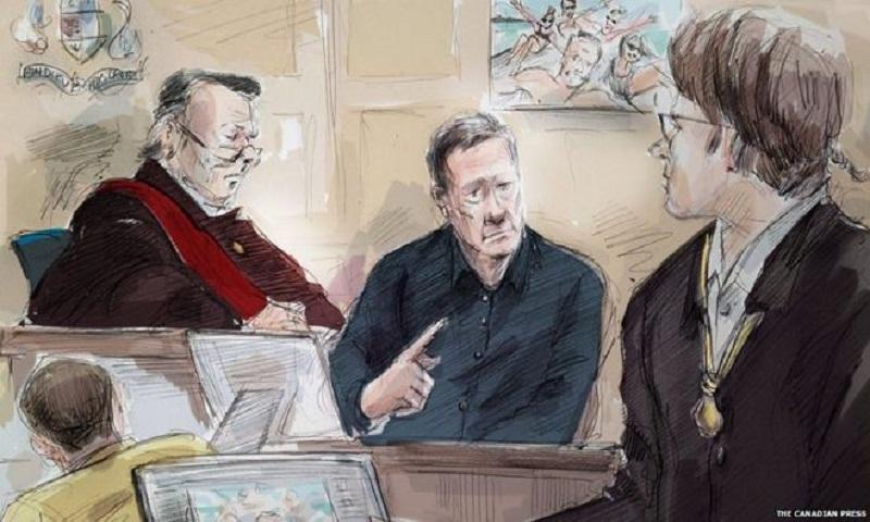 Dellen Millard: Fun-loving heir whose killings stunned Canada