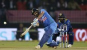 Rohit Sharma equals fastest century in T20Is