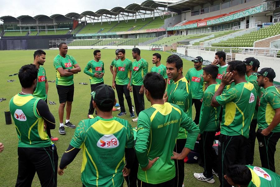 BCB announces 32-man preliminary squad for Tri-nation series