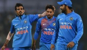 Sharma's 35-ball ton leads India to series-clinching T20 win