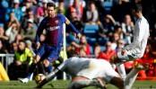 Dominant Barca rout Real Madrid by 3-0 at El-clasico encounter in La Liga
