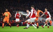 4 goals in 6 minutes as Arsenal, Liverpool draw 3-3 in EPL