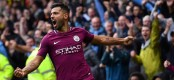 Guardiola lauds Man City 'legend' Aguero