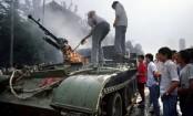 Tiananmen Square protest death toll 'was 10,000'