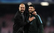 Guardiola says Aguero will decide own future