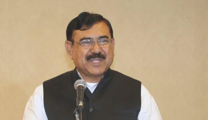 BNP does politics keeping ties with Pakistanis: Shajahan Khan