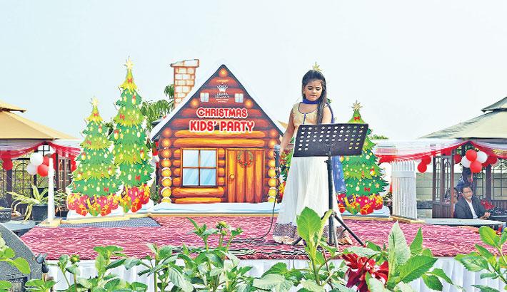 Dhaka Regency All  Set To Celebrate Christmas