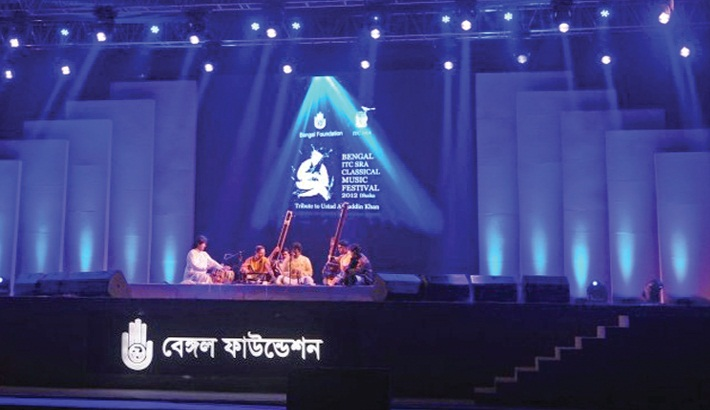 Bengal classical music fest begins Tuesday