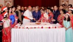 Strengthen glorious tradition of communal harmony: President