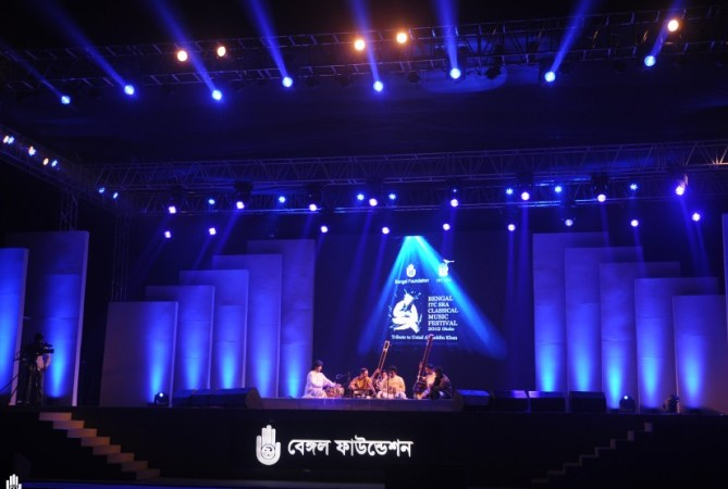 Sixth Bengal classical music fest begins