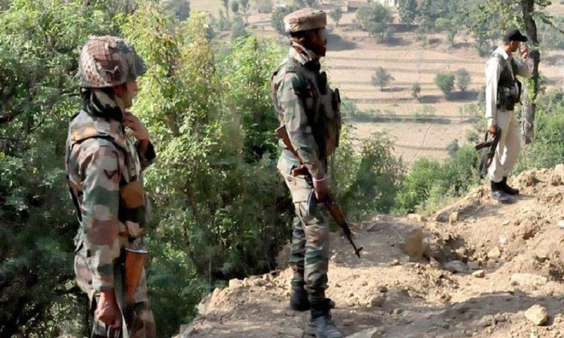 Pakistan army says Indian fire kills 3 soldiers in Kashmir