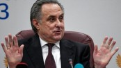 Russia football head steps aside amid doping ban