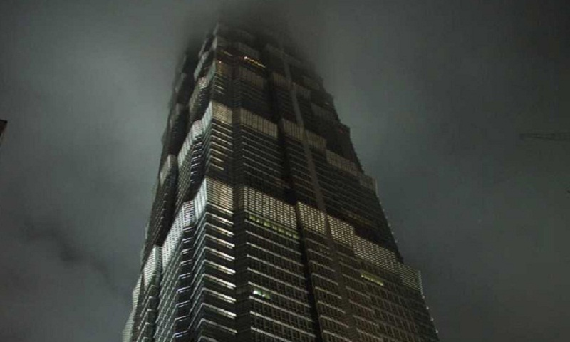 Chinese skyscraper to be auctioned online