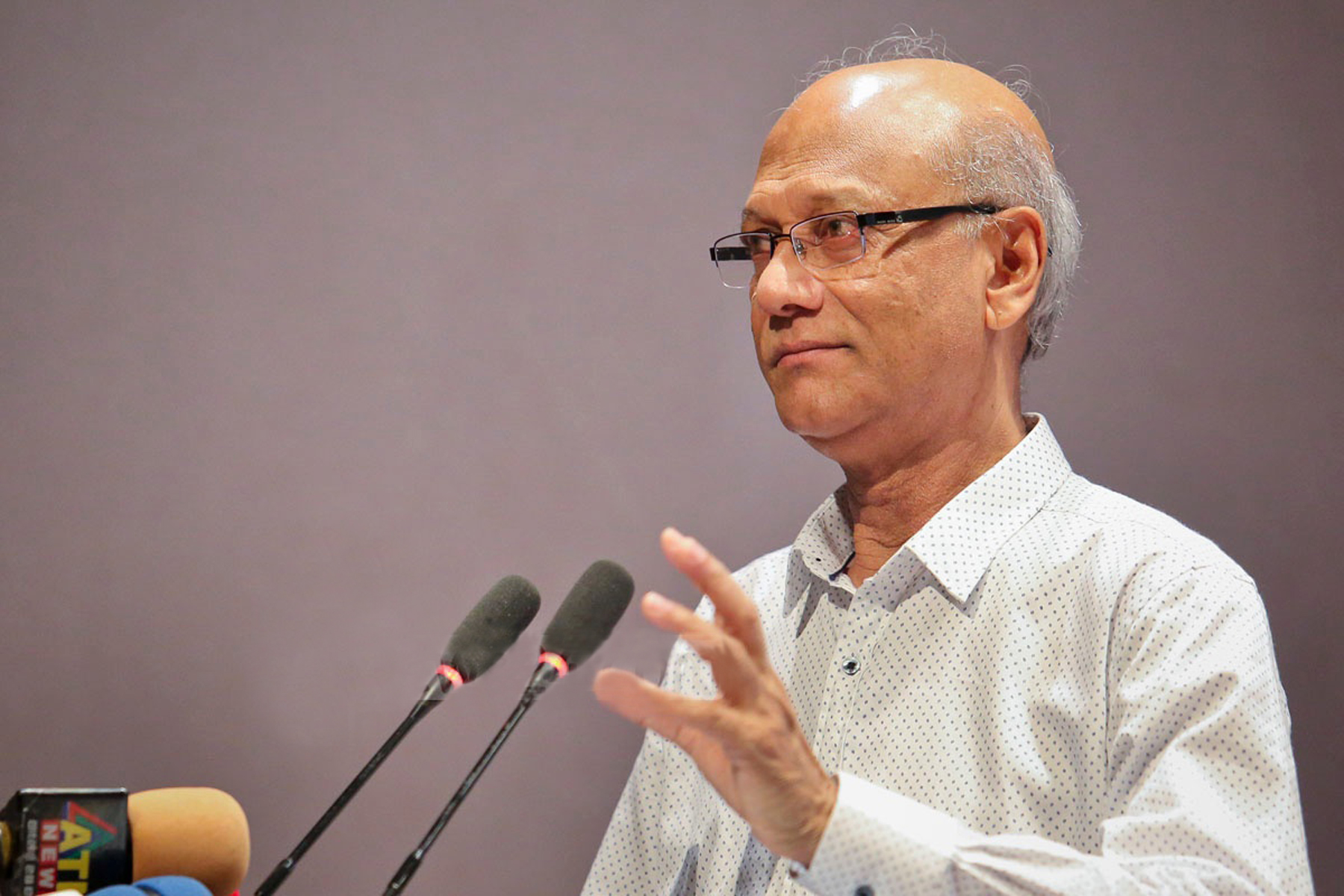 Nahid trashes media reports on 'bribe remark'