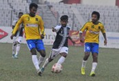BPL Football: Sheikh Jamal split points with Saif SC in 1-1 affair
