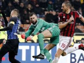 AC Milan beats Inter 1-0 to reach Italian Cup semifinals