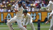 England 491-9 at the stump on Day 3 in reply to Australia's 327