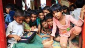 500,000 Rohingya children unlikely to receive schooling in 2018