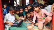 500,000 Rohingya children unlikely to receive schooling in 2018