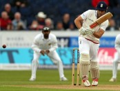 Double ton in sight as Cook grinds England into lead
