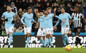 Sterling stars once again in Man City 18th straight win