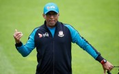 Hathurusingha's first Sri Lanka test against former team Bangladesh