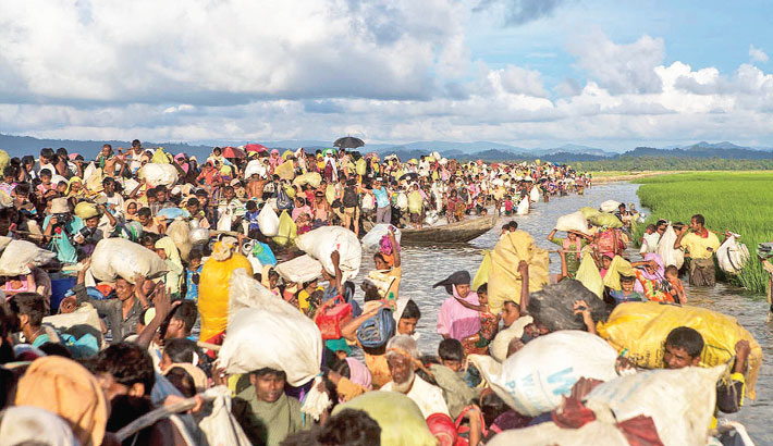 Rohingya Plight Portrayed