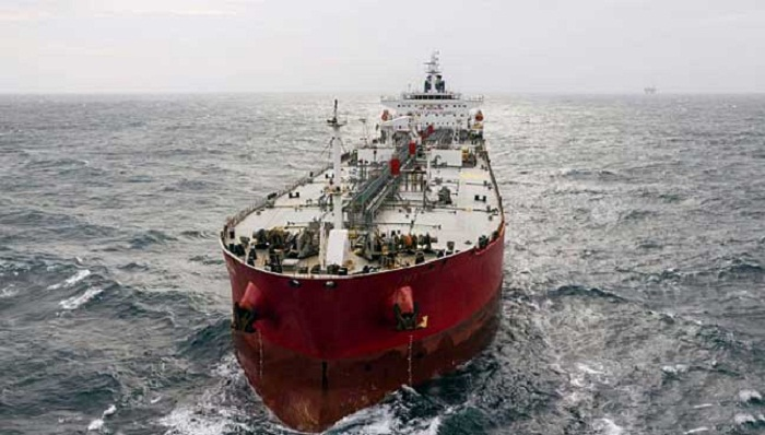 South Korea seizes Hong Kong ship for oil transfer to North