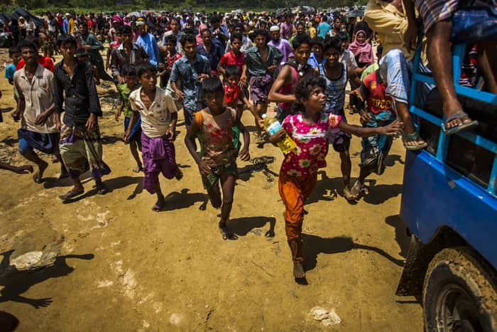 South Korea to provide additional $ 1.4million for Rohingyas