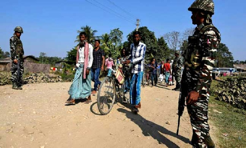 Indian state tense ahead of citizens list targeting 'illegal Bangladeshis'