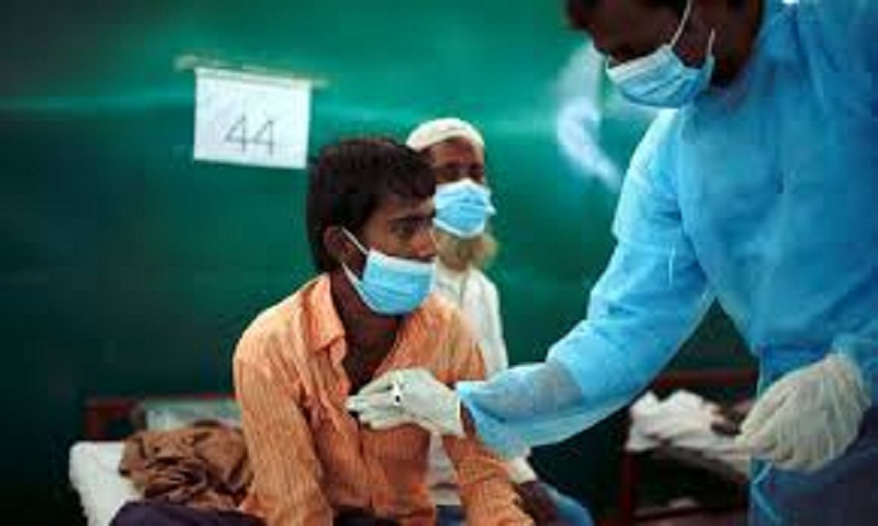 Rohingya at risk of deadly diphtheria face shortage of medics, antitoxins