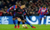 Arsenal tops Crystal Palace 3-2 to stay close to EPL top 4