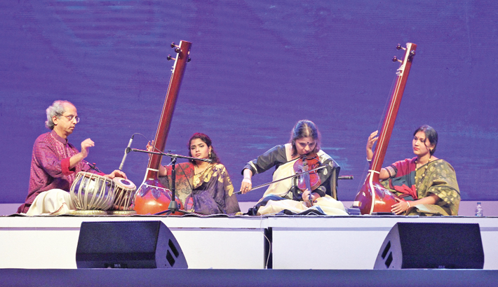 Bengal Classical Music Fest: 3rd night performance enthralls audience