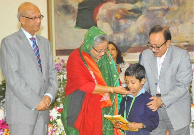 Prime Minister opens free textbook distribution