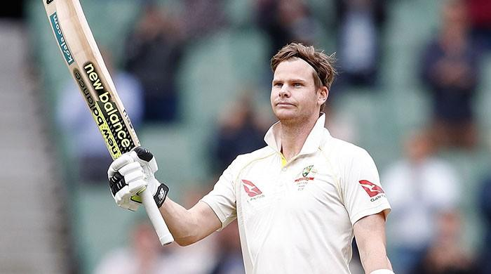 Smith century secures Ashes Test draw with England