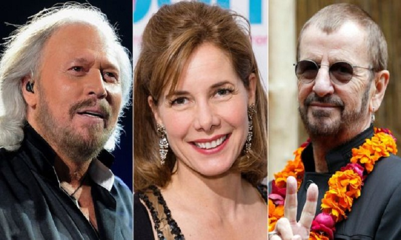 New Year Honours 2018: Barry Gibb, Ringo Starr and Darcey Bussell head list