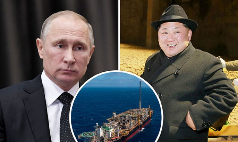 North Korea received oil from Russia in violation of UN sanctions: Report
