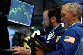 US stocks close lower as 2017 draws a close