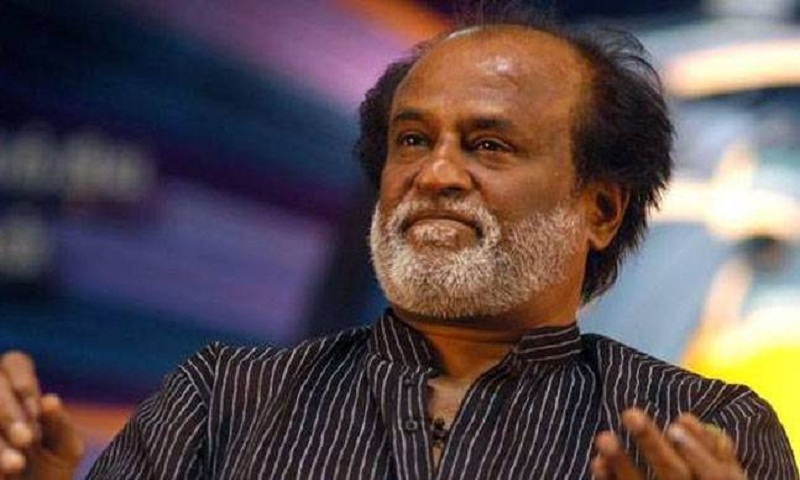 Indian superstar Rajinikanth joins politics in Tamil Nadu