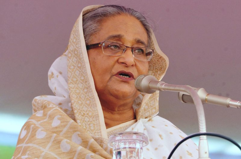 Awami League doesn't want to see bloodshed in Bangladesh: Prime Minister