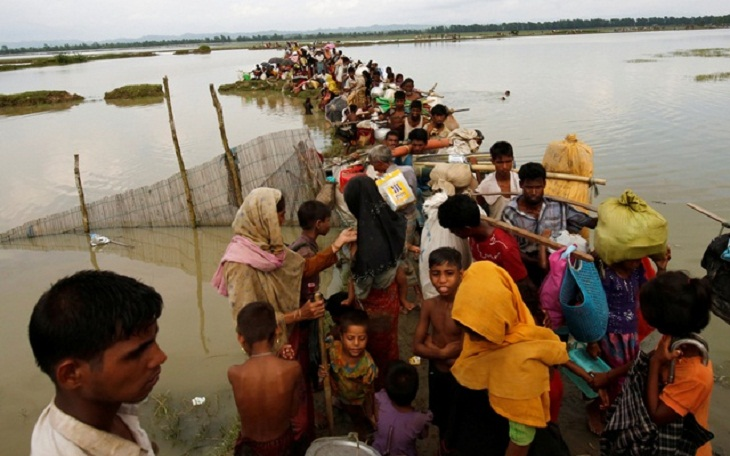 Rohingya influx came as major blow to govt