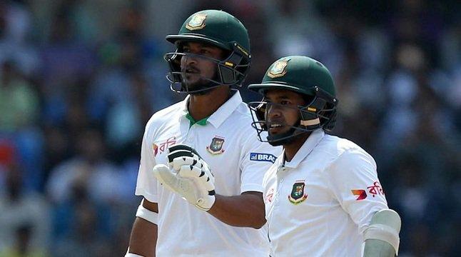 Shakib, Mushfiq in CA's best Test XI of 2017