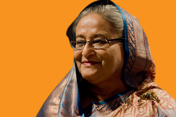 Prime Minister opens 28 uplift schemes in Jessore